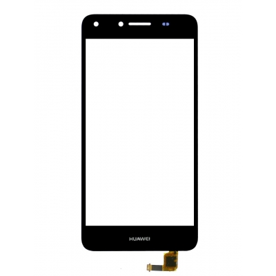 Lietimui jautrus stikliukas Huawei Y5 II juodas HQ