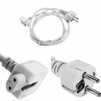 Apple tinklo Įkroviklio adapteris su laidu (1,8m) MagSafe / MacBook / iPod original