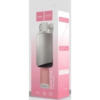 Asmenukių lazda telefonui HOCO K2 Mirror rožinė