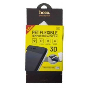 LCD apsauginis stikliukas  Hoco SP2 3D  Apple iPhone 6 / 6S baltas