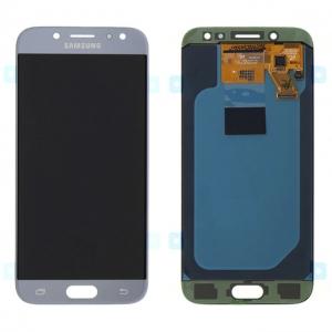 Ekranas Samsung J530F J5 (2017) su lietimui jautriu stikliuku sidabrinis originalus (service pack)