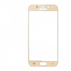 LCD stikliukas Samsung J730 (2017) J7 auksinis