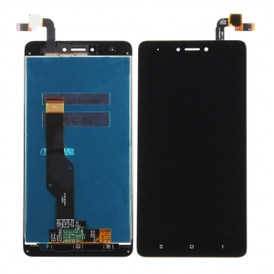 Ekranas Xiaomi Redmi Note 4X (BV055FHM-N00-1909-R1.0) su lietimui jautriu stikliuku juodas HQ