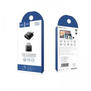 Adapteris Hoco UA5 iš Type-C į USB (OTG)