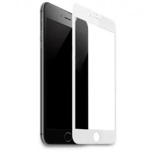 LCD apsauginis stikliukas  3D TPU Full Glue  Apple iPhone 6 Plus / 6S Plus juodas be įpakavimo