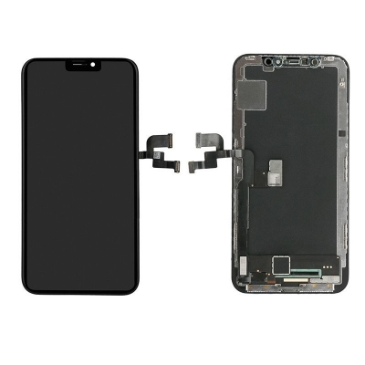 Ekranas iPhone X su lietimui jautriu stikliuku original (used Grade B)