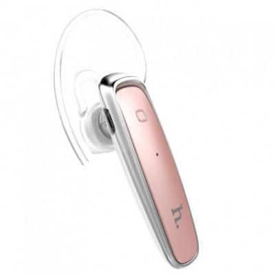 Belaidė laisvų rankų įranga HOCO EPB04 Bluetooth 4.1 rožinė (rose gold)