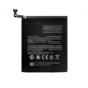 Akumuliatorius ORG Xiaomi Redmi Mi A1 / Mi 5x / Note 5A 3000mAh BN31