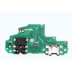 Lanksčioji jungtis Huawei P Smart / Enjoy 7S įkrovimo kontakto su mikrofonu HQ
