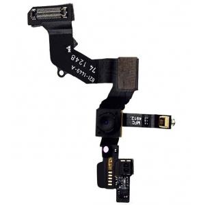 Lanksčioji jungtis Apple iPhone 5C su priekine kamera, šviesos davikliu, mikrofonu naudota ORG