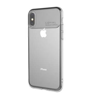 Dėklas  Hoco Water Series  Apple iPhone XS Max skaidrus