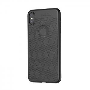 Dėklas  Hoco Admire Series  Apple iPhone XR juodas