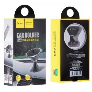Automobilinis universalus telefono laikiklis HOCO CA9 magnetinis, juodas