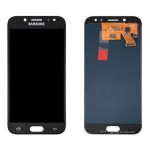 Ekranas Samsung J530F J5 (2017) su lietimui jautriu stikliuku juodas (TFT version, adjustable brightness) HQ