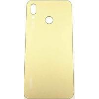 Galinis dangtelis Huawei Mate 20 Lite auksinis original