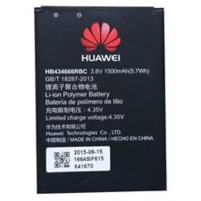 Akumuliatorius Huawei HB554666RAW for Modem E5375 EC5377 E5373 E5356 E5351 E5330 EC5377U-872 1500mAh