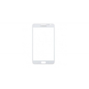 LCD stikliukas Samsung N7000 / i9220 Note baltas ORG