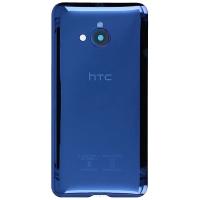 Galinis dangtelis HTC U Play mėlynas naudotas original (grade B)