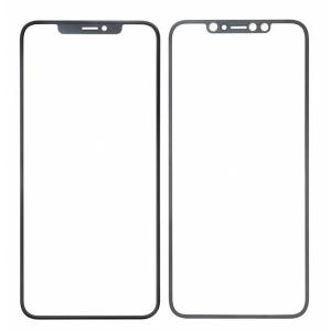 LCD stikliukas Apple iPhone XR su OCA juodas ORG (v2)