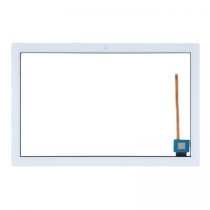 Lietimui jautrus stikliukas Lenovo Tab 4 TB-X304F / L / N Tablet 10.1 baltas HQ