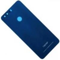 Galinis dangtelis Honor 8 mėlynas (sapphire blue) naudotas original (grade B)