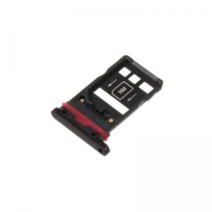 SIM kortelės laikiklis Huawei Mate 20 Pro juodas ORG