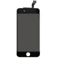Ekranas iPhone 6 su lietimui jautriu stikliuku juodas Premium