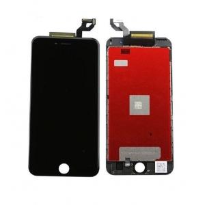Ekranas iPhone 6S Plus su lietimui jautriu stikliuku juodas Premium