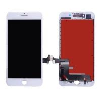 Ekranas iPhone 7 Plus su lietimui jautriu stikliuku baltas Premium