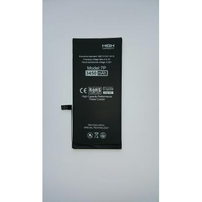 Akumuliatorius  Di-Power  Apple iPhone 7 Plus 3450mAh (padidintos talpos)