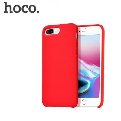 Dėklas  Hoco Pure Series  Apple iPhone XS Max raudonas