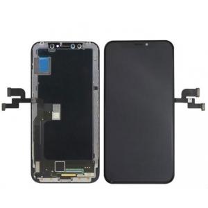 Ekranas iPhone XS su lietimui jautriu stikliuku Premium OLED HQ