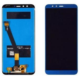 Ekranas Huawei Honor 9 Lite su lietimui jautriu stikliuku mėlynas HQ