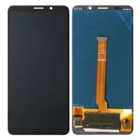 Ekranas Huawei Mate 10 Pro su lietimui jautriu stikliuku juodas (Titanium Gray) HQ