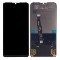 Ekranas Huawei P30 Lite su lietimui jautriu stikliuku juodas original