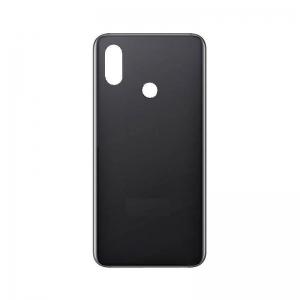 Galinis dangtelis Xiaomi Mi 8 juodas ORG