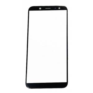 LCD stikliukas Samsung A605 A6 Plus 2018 juodas