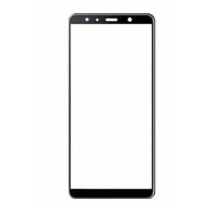 LCD stikliukas Samsung A920 A9 2018 juodas