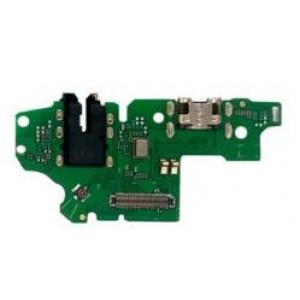 Lanksčioji jungtis Huawei Honor 10 Lite įkrovimo kontakto su mikrofonu ORG