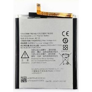 Akumuliatorius ORG Nokia 6 3000mAh TA-1021 / 1003 / 1025 / 1033 HE335