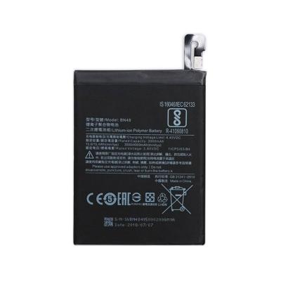 Akumuliatorius ORG Xiaomi Redmi Note 6 Pro 4000mAh BN48