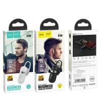 Belaidė laisvų rankų įranga HOCO E40 Surf sound Bluetooth 4.2 balta