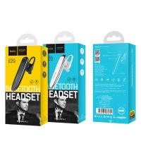 Belaidė laisvų rankų įranga HOCO E29 Splendour Bluetooth 4.2 juoda