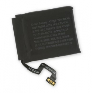 Akumuliatorius ORG Apple Watch Series 4 40mm 224,9mAh A2058