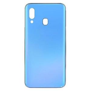 Galinis dangtelis Samsung A405 A40 2019 mėlynas HQ