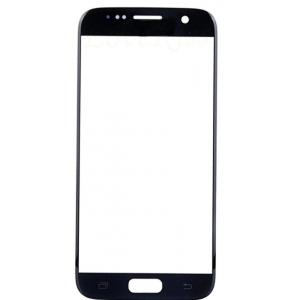LCD stikliukas Samsung G930F S7 tamsiai mėlynas