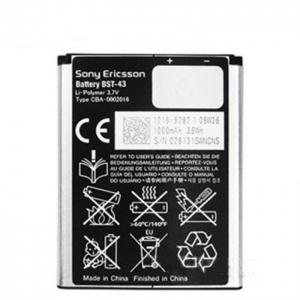 Akumuliatorius originalus Sony Ericsson BST-43 WT13i / CK15i / CK13i / U100i / J20i / J10i / J108i 1000mAh (used Grade B)