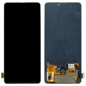 Ekranas Xiaomi Mi 9T / 9T Pro / Redmi K20 / K20 Pro / F10 su lietimui jautriu stikliuku juodas OLED HQ