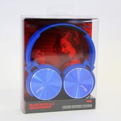 Belaidė laisvų rankų įranga FREESTYLE FH0917 Bluetooth 4.2 mėlynos spalvos