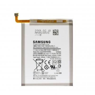 Akumuliatorius originalus Samsung A705 A70 2019 4500mAh EB-BA705ABU (service pack)